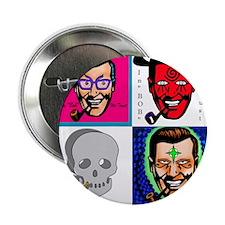 "Cool Bob 2.25"" Button (100 pack)"