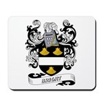 Bright Coat of Arms Mousepad