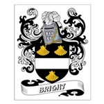 Bright Coat of Arms Small Poster