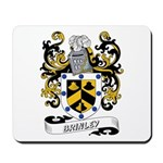 Brinley Coat of Arms Mousepad