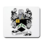 Bromfield Coat of Arms Mousepad