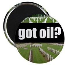 got oil? Magnet