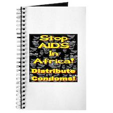 Stop AIDS in Africa! Distribu Journal
