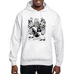Browne Coat of Arms Hooded Sweatshirt