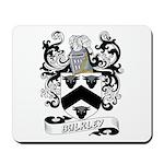 Bulkley Coat of Arms Mousepad