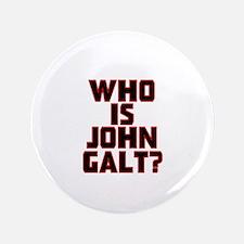 "Who Is John Galt 3.5"" Button"