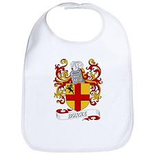 Burke Coat of Arms Bib