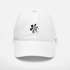 Yin yang flower Baseball Baseball Cap