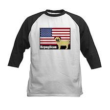 Republican pug Repuglican Tee