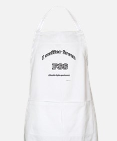 Finnish Syndrome2 BBQ Apron