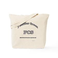 Flat-Coat Syndrome2 Tote Bag
