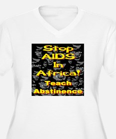 Stop AIDS in Africa T-Shirt