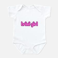 Trini Girl Trinidadian Infant Bodysuit