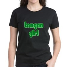 Tongan Girls Cute Tee