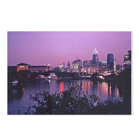 Philadelphia - 1986 Postcards (Package of 8)