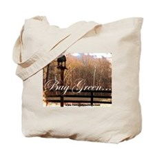 Bag Green, Tote Bag for nature lovers