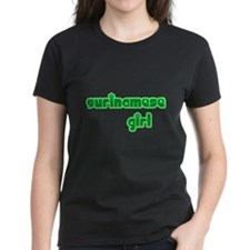Surinamese Girl Cute Tee