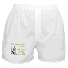 More People (Dog) Boxer Shorts