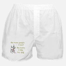 More People (Dog) Boxer Shorts