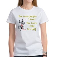 More People (Dog) Tee