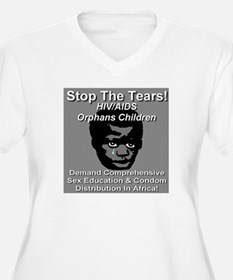 Stop The Tears! T-Shirt