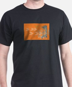 orange eagle T-Shirt