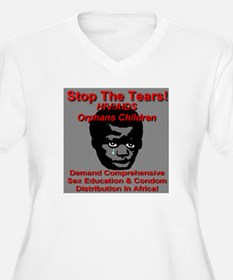 Stop The Tears T-Shirt