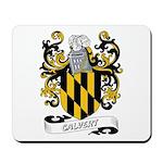 Calvert Coat of Arms Mousepad