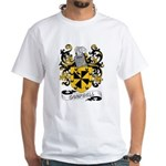 Campbell Coat of Arms White T-Shirt
