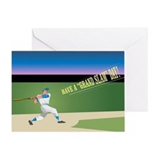 Baseball - Grand Slam - Birthday Card