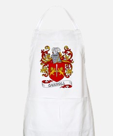 Carroll Coat of Arms BBQ Apron
