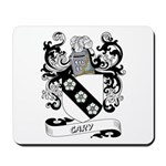 Cary Coat of Arms Mousepad