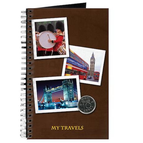 British/London Travel Journal