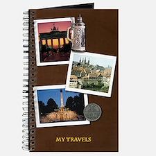 German/Germany Travel Journal