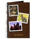 Australia travel journals Journals & Spiral Notebooks