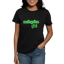 Malaysian Girl Cute Tee