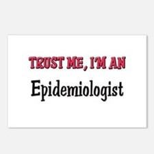 Trust Me I'm an Epidemiologist Postcards (Package
