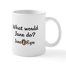 WWJD Small Mug
