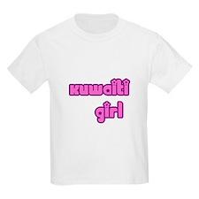 Kuwaiti Girl Cute Kuwait T-Shirt