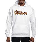 Texas Cowboy Hooded Sweatshirt