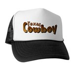Texas Cowboy Trucker Hat