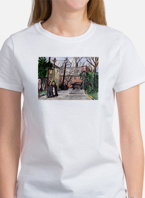 Witches walking Tee
