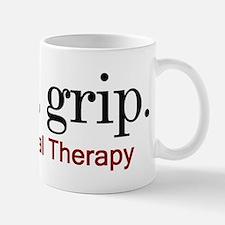 Get a grip. Mug