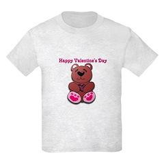 Teddy Bear with Hearts T-Shirt