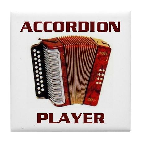 ACCORDION Tile Coaster