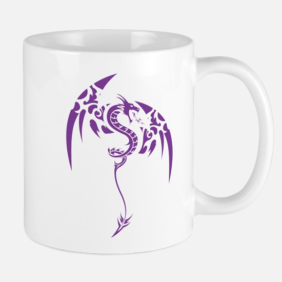 Tribal dragon Mugs