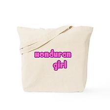 Honduran Girl Cute Tote Bag