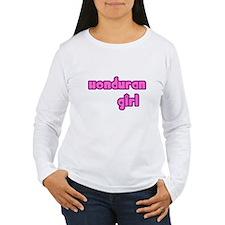 Honduran Girl Cute T-Shirt