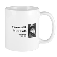 Walter Whitman 13 Mug