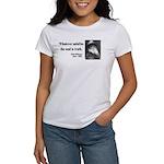 Walter Whitman 13 Women's T-Shirt